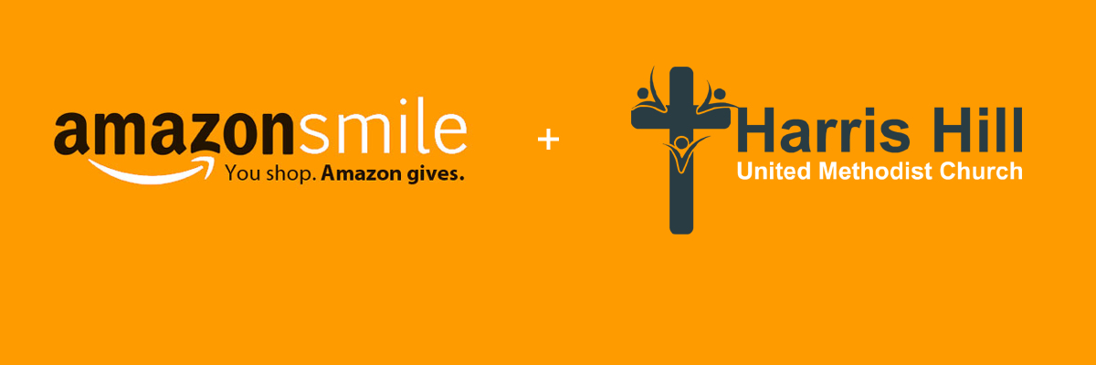 Amazon Smile and Harris Hill UMC