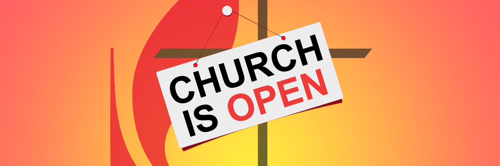 Church Is Open